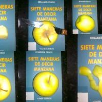Siete maneras de decir manzana, de Benjamín Prado